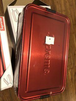 Supreme SIGG Mental Storage Box Red  Chadstone Monash Area Preview