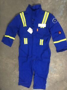 8 pairs of Brand new FR Coveralls Size Medium Fit 42-44
