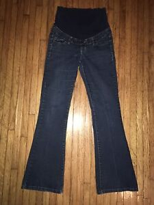 Thyme maternity jeans (three pair)