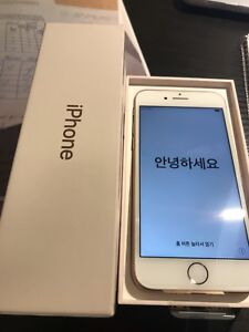 Iphone 8 Brand new Gold 64GB