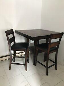 Pub style kitchen table $150