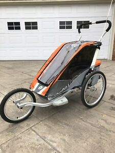 Chariot Cougar Bike Trailer/Jogging Stroller-Excellent Condition