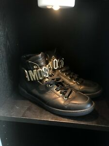 MOSCHINO mid top runners 350$