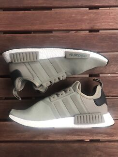 ADIDAS NMD R1 OLIVE CARGO PACK (US10.5)