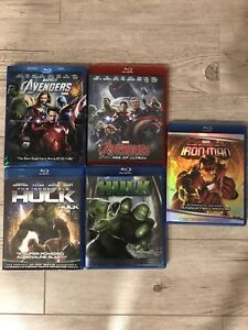 Marvel Blu-ray collection
