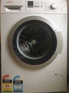 Bosch Washing machine AS NEW Greenwich Lane Cove Area Preview
