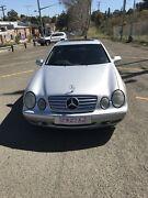 Mercedes-Benz CLK320 Dulwich Hill Marrickville Area Preview