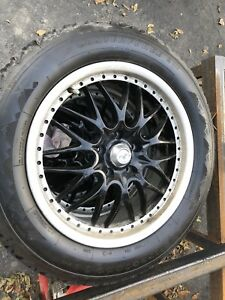 225/60r18 Firestone winterforce with air sensors and snowflake