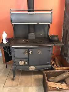 Waterford Stanley cookstove