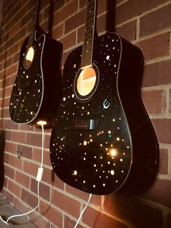 Guitar Lamp from Resurrection Instruments