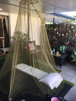 four campinghome mosquito net bed canopies