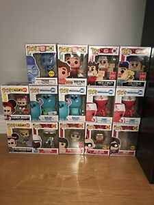 Funko Pop Disney Rare Exclusive Chase