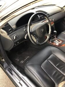 New price! 2005 Mercedes CL500, 302hp