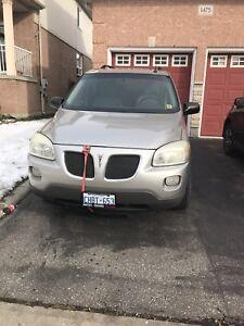 2006 Pontiac Minivan
