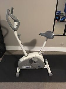 Exercise bike.