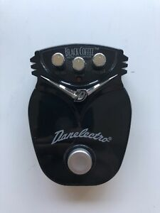 Danelectro Black Coffee Metal Distortion