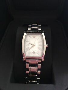 Women's Emporio Armani Classic Watch Stainless Steel