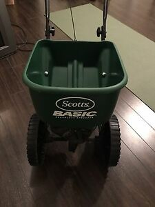 Scott's Basic Lawn Seeder