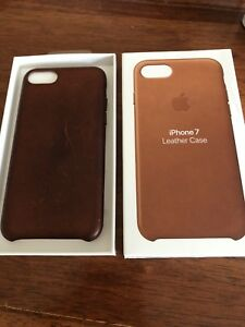 iPhone 7/8 Leather Case by Apple