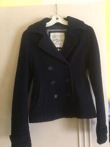 Abercrombie pea coat