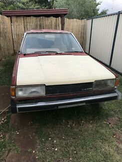 PRICED DROPPED $800 82 Datsun bluebird  Toowoomba Toowoomba City Preview