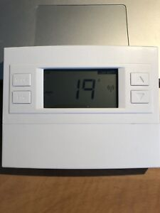 ADT pulse wired Z wave thermostat