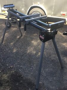 Miter saw stand ( foldable)
