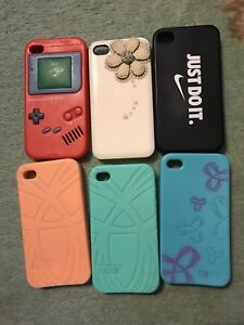 iPhone 4/4S cases 5$ each !!!