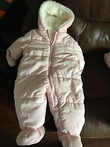 Carters 3-6 months snow suit