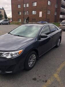 Toyota Camry 2012 (low mileage)