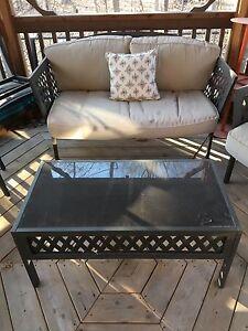 Patio Lounge Set