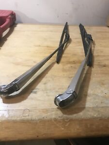 1965 - 1966 windshield arms and blades