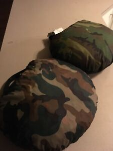 Camo Insulated hunting cushions