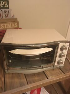 Oyster Toaster Oven