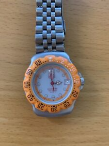 Tag Heuer F1 mid size Watch
