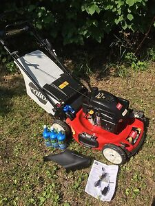 Toro Personal Pace lawn mower