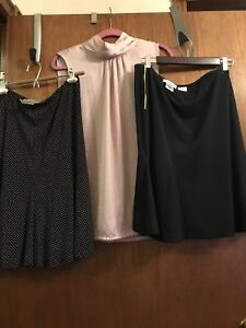 2 Skirts & 1 Sleeveless Top - All for $15