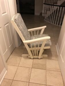 Rocking Chair (used) - $25 (OBO)
