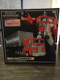 Transformers Masterpiece Collection