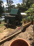 Trailer, hydraulic 9x5 tandem tipper Cockatoo Cardinia Area Preview