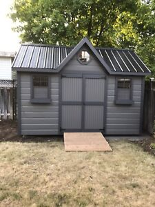 Solid Wood Garden Shed/Bunkie