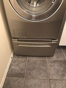Pedestals for LG  washer and dryer