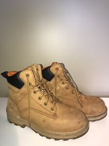 Timberland Pro Steel Toe work boots men's 11