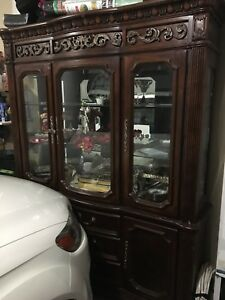 High Quality Buffet & Hutch DELIVERED - PRICE LOWERED
