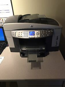 HP Officejet 7410 All in one wireless printer scanner and fax