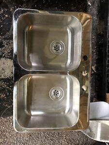 Kindred/Granitec hi end sinks under and over mount