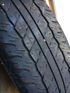 Dunlop AT20 Light Truck tires - P245 75R16 Used