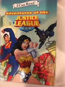 Justice league storybook collection