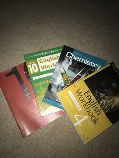Year 10 text books