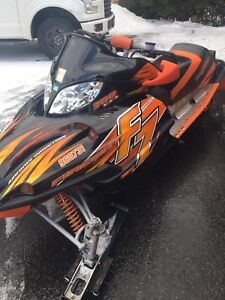 06 arctic cat f7
